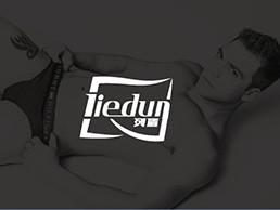 列盾男士内裤品牌logo设计