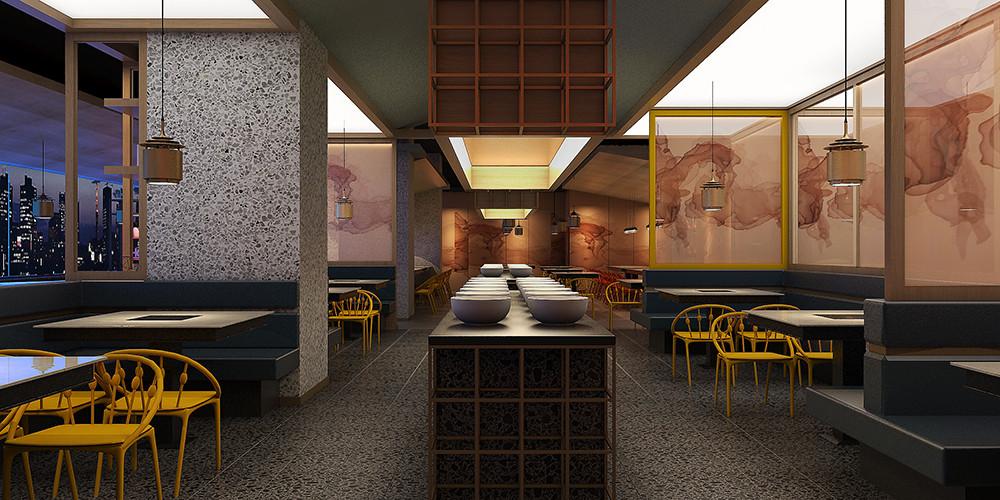 北京羊蝎子主题餐厅设计