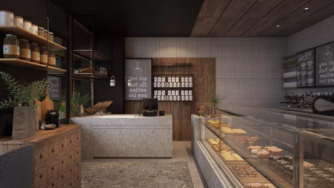 ke'buono咖啡厅