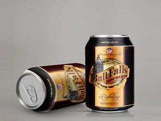 美国啤酒包装