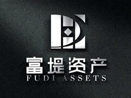 富堤資產logo設計