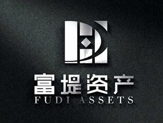 富堤资产logo设计