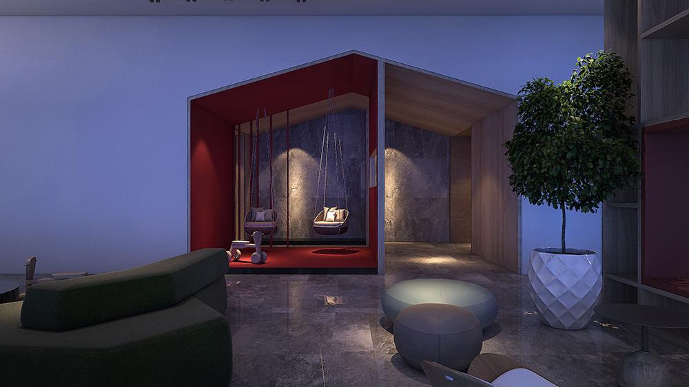 漫亭民宿酒店设计