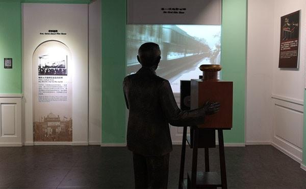 中国电影放映机博物馆
