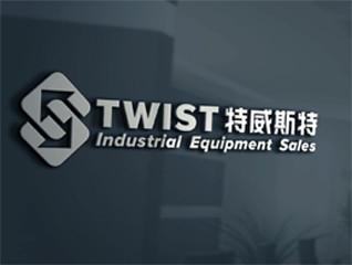 工业设备服务公司logo设计