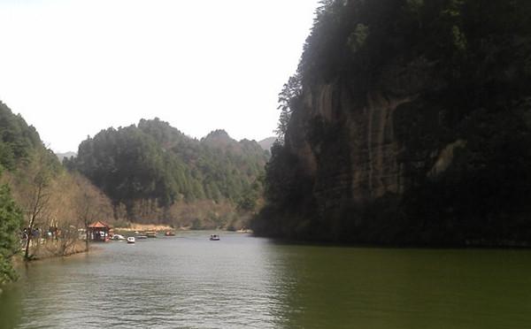 秦州第一洞天福地——仙人崖