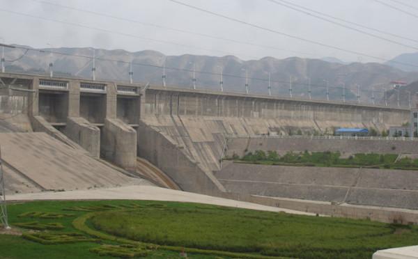 刘家峡水电站