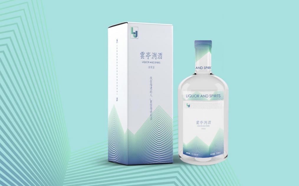 雲亭洌酒包装