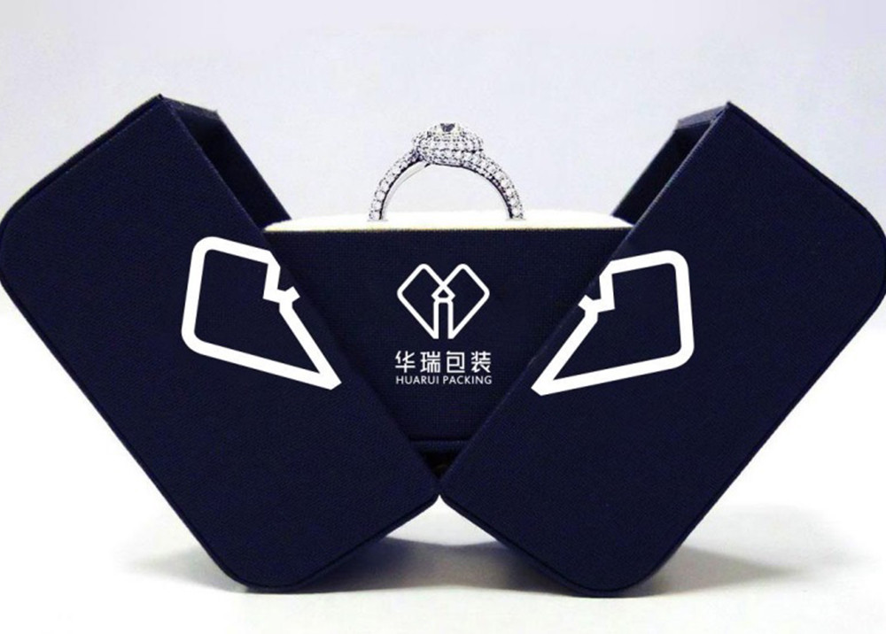 华瑞包装logo