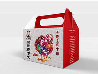 蔺州袁老大麻辣鸡包装