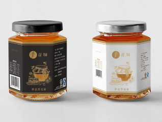 【农业特产】花呗·蜂蜜包装