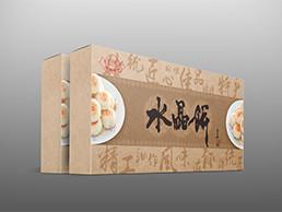 水晶饼包装设计