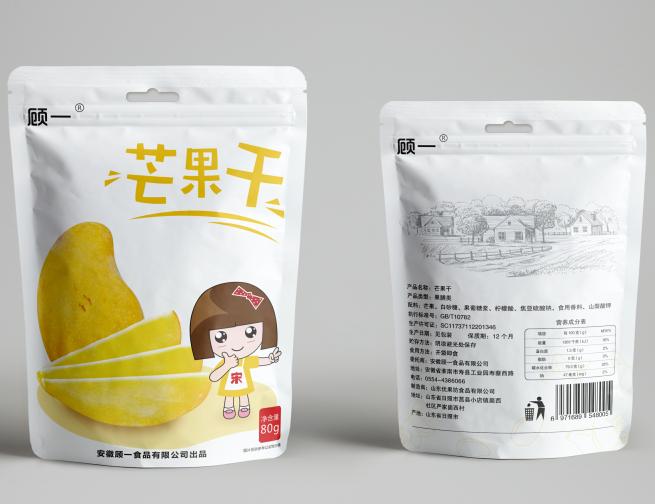 【干果】系列包装