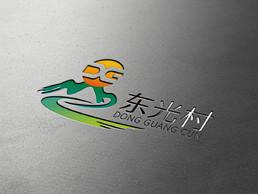 东光村logo设计