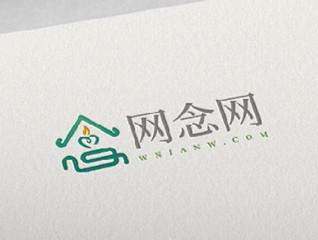 念网logo设计