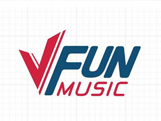 VFUN MUSIC标志设计