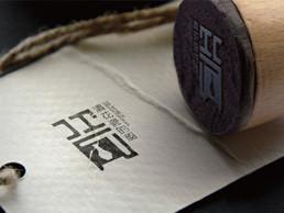 清瓷瓷器logo设计