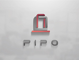 pipo金融logo设计