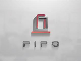 pipo金融logo設計
