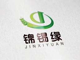 錦錫緣雜糧行業logo