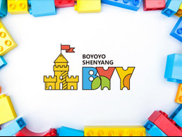 儿童服务行业公司标志