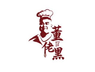 餐饮手绘logo