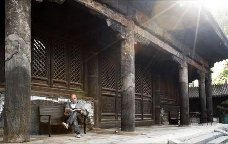 老外花5年在故宫边修复了一座约3000㎡的寺庙,不收门票,免费开放