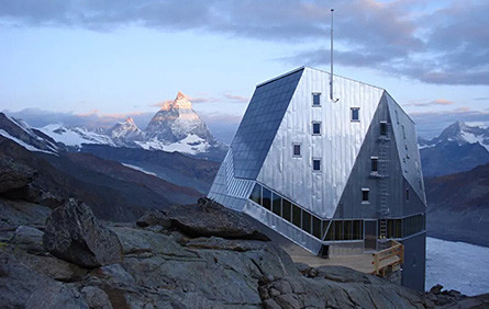 全球十大孤独建筑