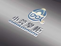 小莞掌柜金融logo