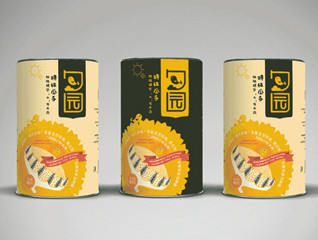 勺园食品包装