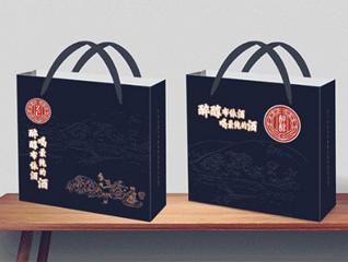 布依酒排品牌包裝設計
