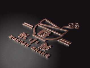 张小然连锁餐厅logo
