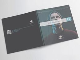 瑞嘉华科技画册设计