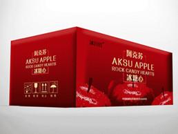 新疆冰川紅蘋果包裝