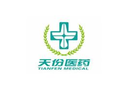 天份醫藥logo設計