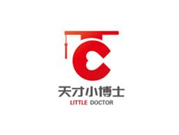 【原创设计】天才小博士logo设计