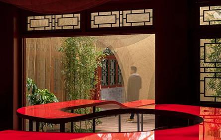 打破城市邊界 - 北京雀巢感CAFé / RSAA/莊子玉工作室