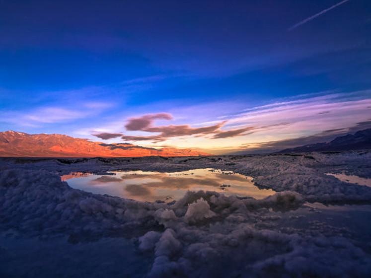 【海平面】用iPhone拍摄炫彩风景照的6个秘密