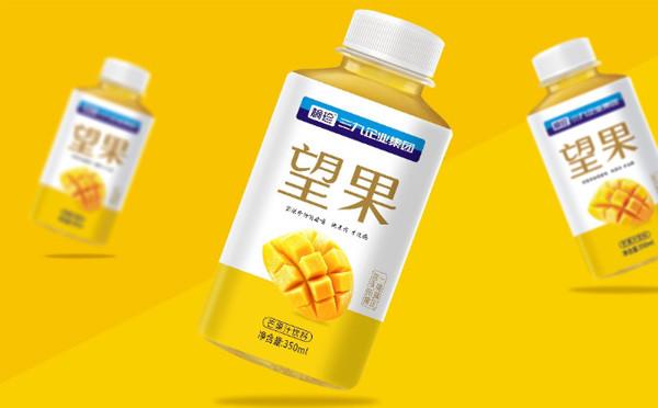 芒果汁飲料包裝設計 | 品牌形象設計 | 視覺形象設計