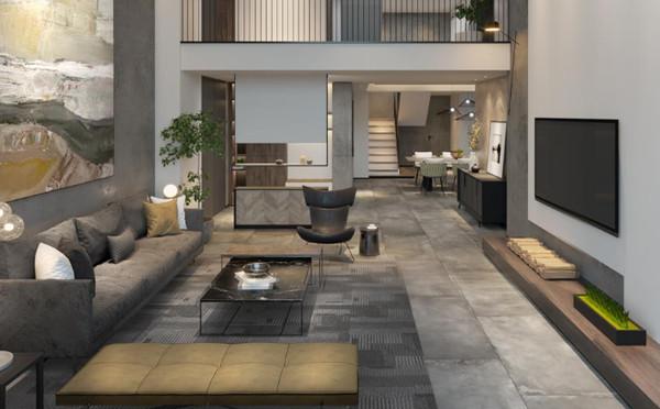 大思设计未来空间|海逸一号复式私宅