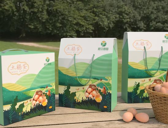 農產品——雞蛋包裝