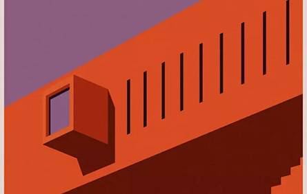 插畫中的世界建筑100例