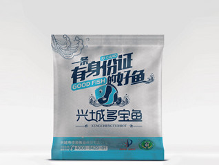兴城多宝鱼包装