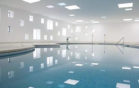 最美泳池合集 | 你见过这样高颜值的游泳池么