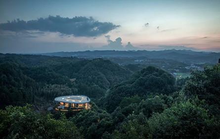 自在平江野奢酒店,鹰岩崖居 / 多向界建筑设计