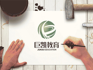 巨凯教育logo
