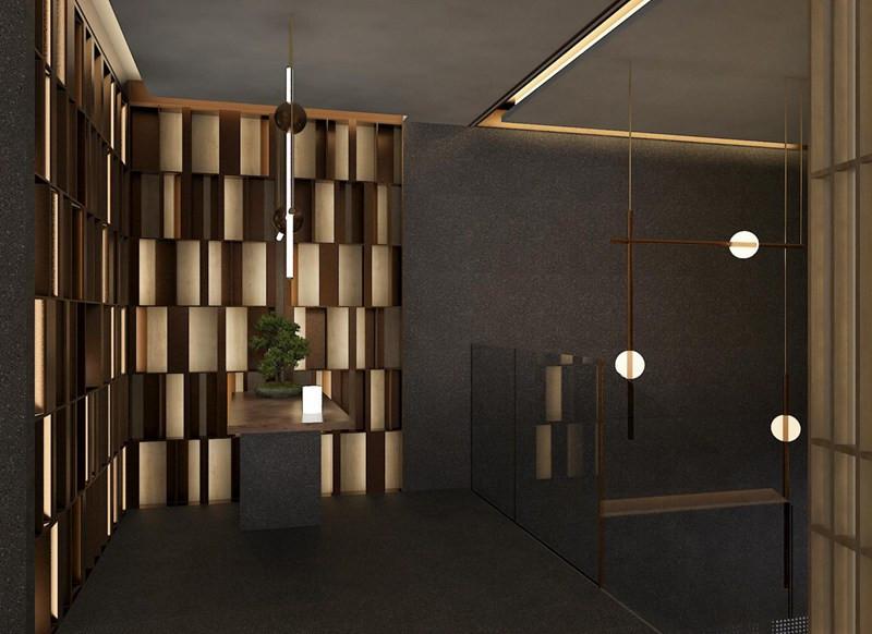 青岛料理餐厅设计