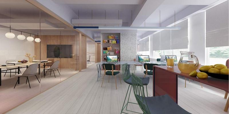 青岛办公空间设计