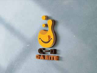 C一口鲜榨果汁品牌logo