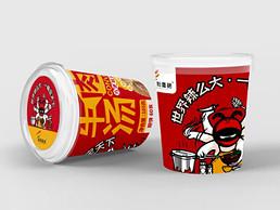 牛肉湯包裝設計